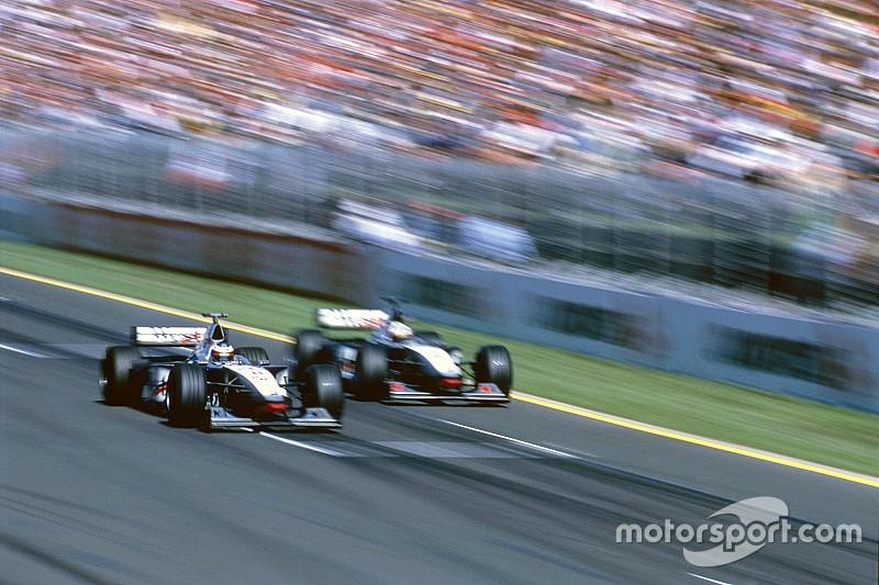 Sucedió un 8 de marzo: McLaren regresa a la cima