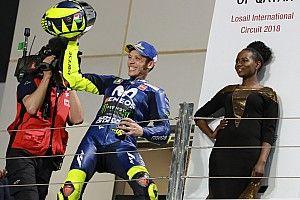 """Rossi: """"Este año vamos a sufrir menos con la Yamaha"""""""