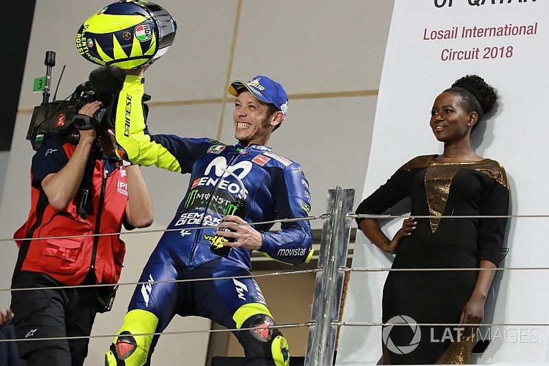 Rossi: Vamos sofrer menos com a Yamaha neste ano