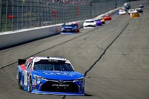 Kyle Busch's Xfinity Series crew chief suspended