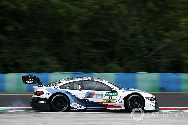 DTM Hungaroring: Wittmann wint na chaos, volledig BMW-podium