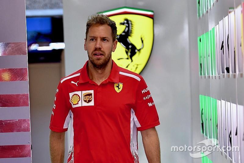 "Sebastian Vettel élu ""Pilote du Jour"" du GP du Canada 2018"