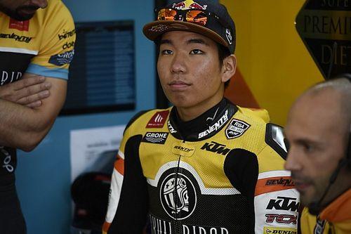 Moto3 Brno: Masaki snelste in tweede vrije training