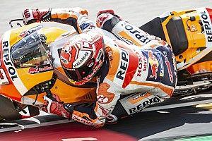 MotoGP Jerman: Marquez pecahkan rekor pole miliknya sendiri