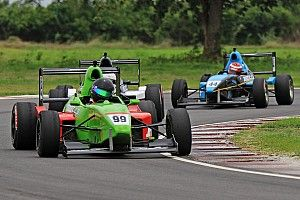 Chennai MRF F1600: Rangasamy takes lights-to-flag Race 3 win