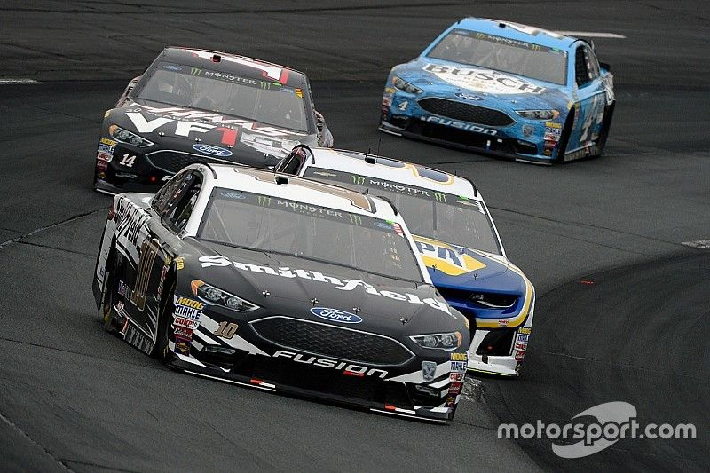 """Aric Almirola """"had a car capable of winning, didn't get it done"""""""