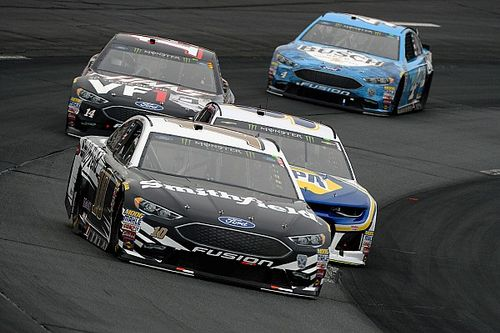 "Aric Almirola ""had a car capable of winning, didn't get it done"""