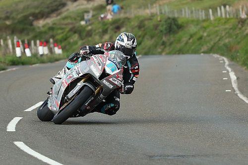 Isle of Man TT: Dunlop pakt zeventiende TT-winst en ronderecord