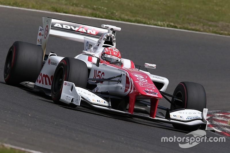 Matsushita pushing Honda for 2019 F2 return
