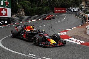 """Beste van teamradio Monaco: """"Geef Prins Albert een shoey!"""""""