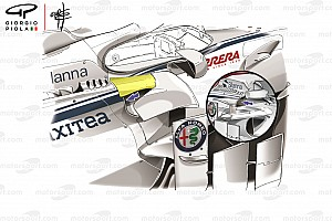 Formula 1 Analysis Sauber introduces its biggest update yet