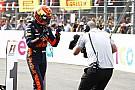 Formel 1 Max Verstappens harte Schule: Schläge auf den Helm!