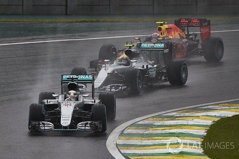 Organizadores del GP de Brasil mejoraron el drenaje