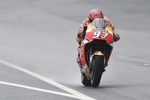 Une quatrième place sans risque pour Márquez
