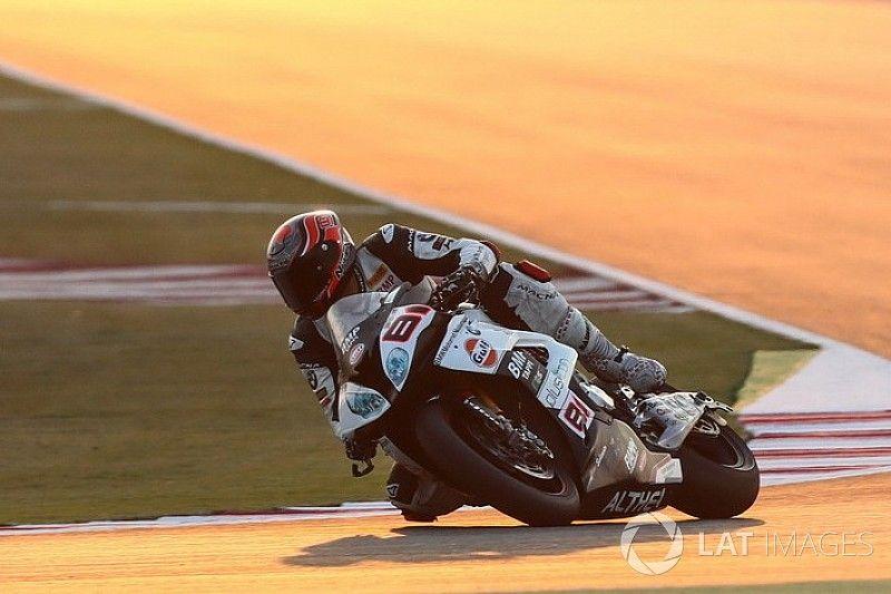 Jordi Torres regala ad Althea il 7° posto in Gara 1 a Losail