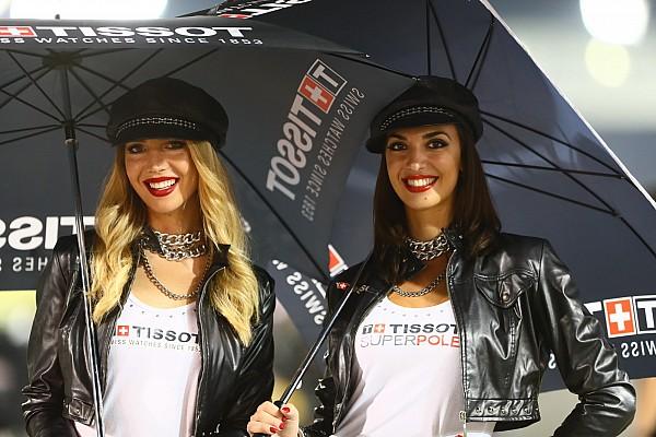 WSBK Fotogallery: le ombrelline del round conclusivo della SBK in Qatar