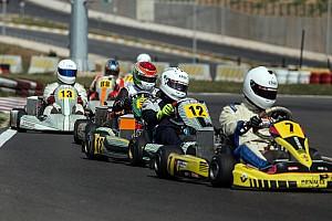 Karting Ön Bakış Karting sezonu Tuzla'da kapanıyor