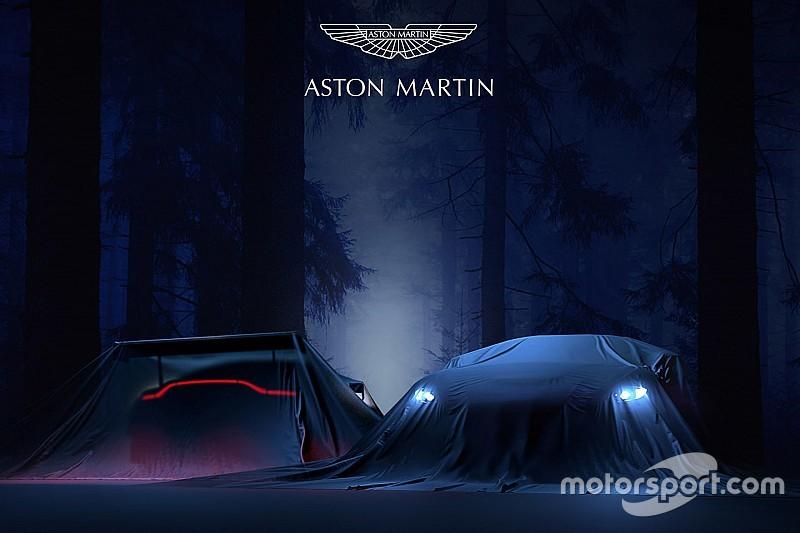 Aston Martin présentera bientôt sa nouvelle GTE