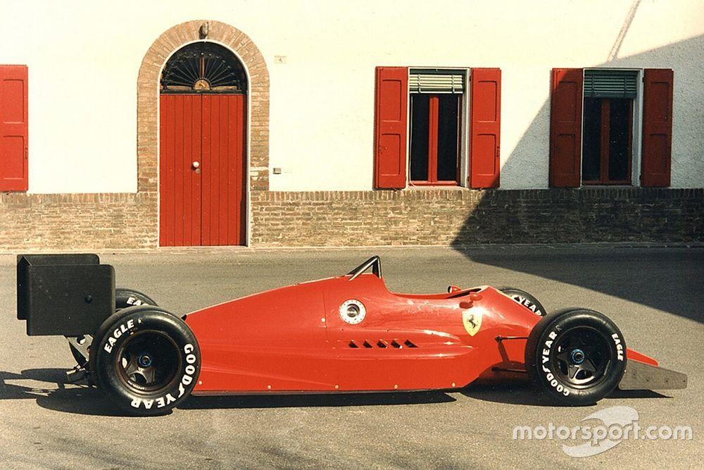El Ferrari 637, el proyecto de Maranello para IndyCar