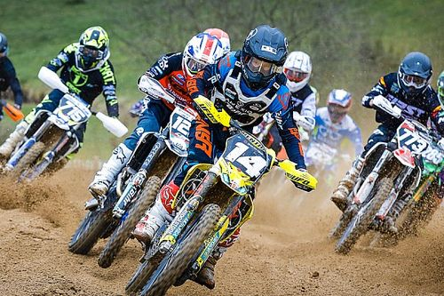Le 24MX Tour poursuit sa course à Romagné