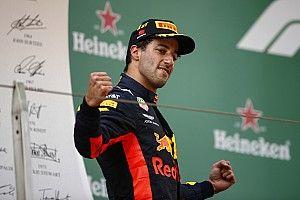"""Ricciardo: """"Una vittoria importante per il mio futuro. E che sorpassi..."""""""