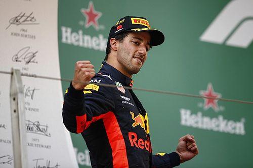La de Ricciardo es una victoria que vale por dos... o por 50