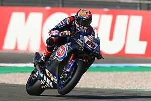 World Superbike Crónica de entrenamientos Van der Mark marca el mejor tiempo en Assen y Mercado en 12°
