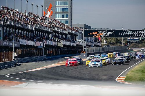 Record entries for NASCAR Euro Series opener at Valencia
