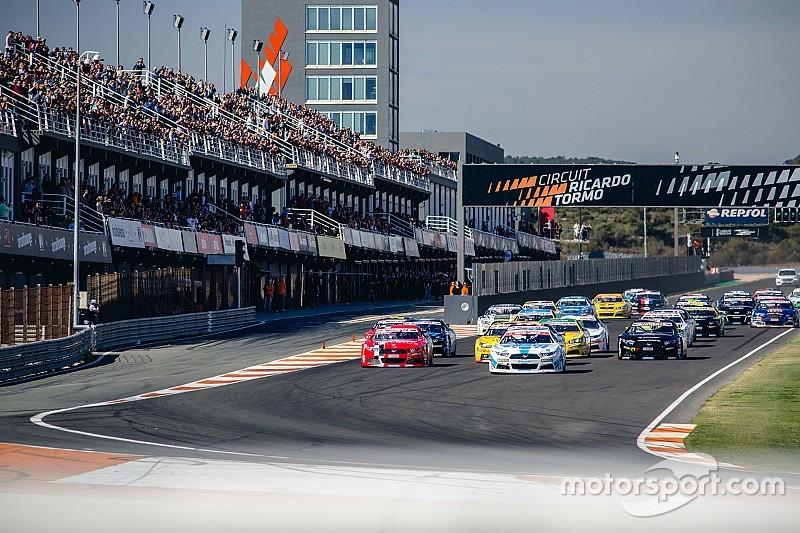 Record entries for NASCAR Euro Series opener at Valencia