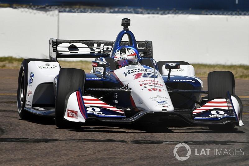 En Long Beach lucirá el aerokit de IndyCar, dice Rahal