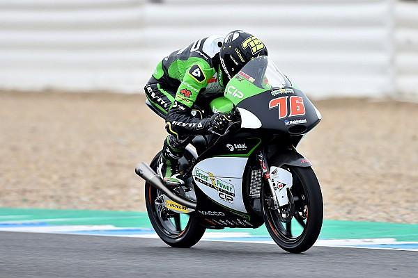 История Макара Юрченко – первого гонщика Moto3 из России