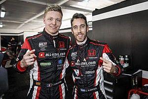 WTCR Hongarije: Ehrlacher bezorgt Honda eerste overwinning