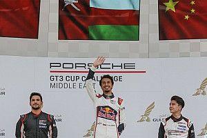 مقابلة مع الزُبير: السرّ وراء الفوز بلقب تحدي كأس بورشه جي تي 3 الشرق الأوسط