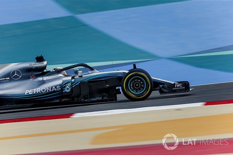 Онлайн. Гран При Бахрейна: квалификация