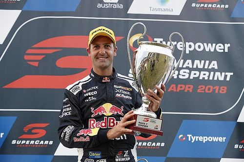 Tasmania Supercars: Whincup dominates opening race