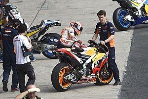 """Márquez: """"En el test de Jerez dimos un paso, aquí lo hemos confirmado"""""""