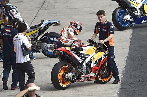 """Marquez: """"Abbiamo confermato il passo avanti fatto nel test di Jerez"""""""