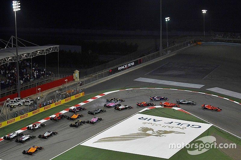 Pirelli révèle les pneus choisis pour le GP de Bahreïn