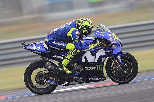 """Valentino: """"Austin è una pista difficile per me e la Yamaha"""""""