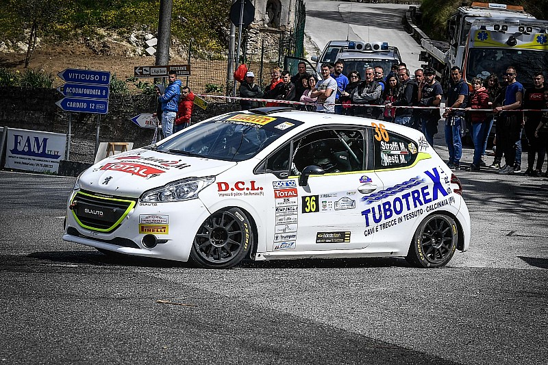 Peugeot Competition Rally 2018: 12 equipaggi al via al Rally del Taro