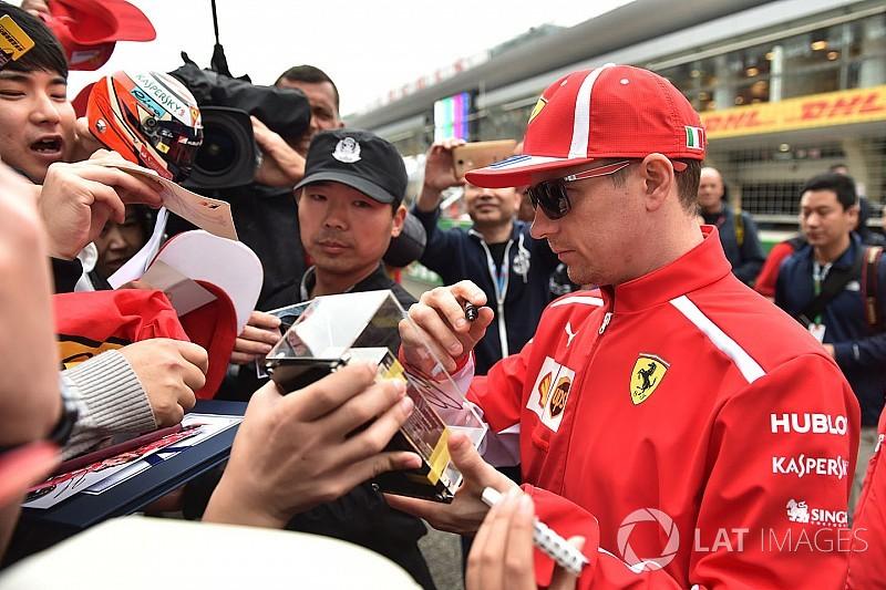 Угадайте итоги Гран При Китая и получите гоночный подарок с автографом
