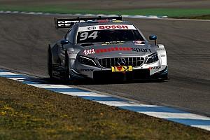 DTM News Wehrleins DTM-Test-Comeback: