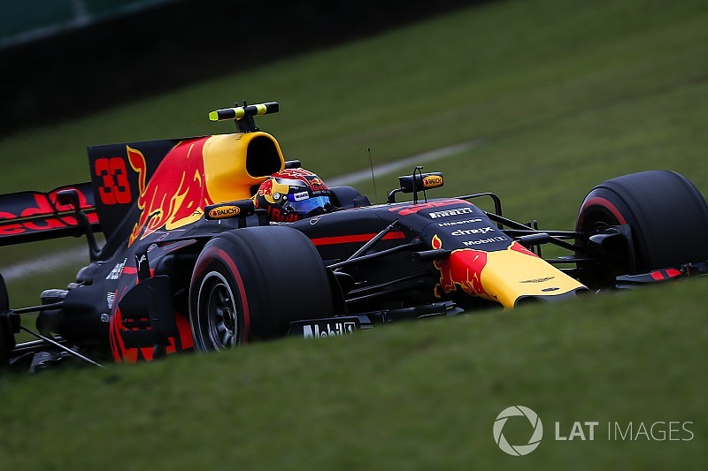 Red Bull vreesde motorprobleem Verstappen in GP Brazilië