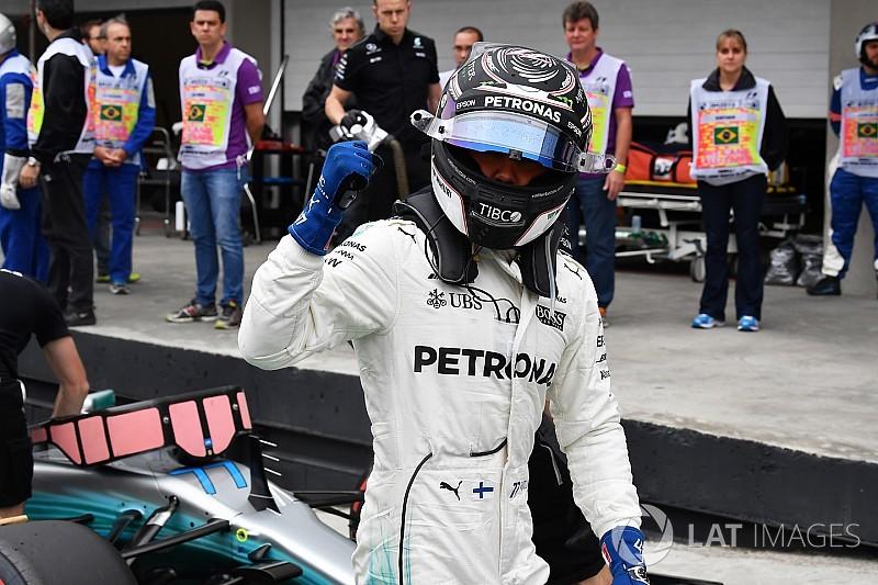 Qualifs - Quand Hamilton n'est plus là, Bottas danse!