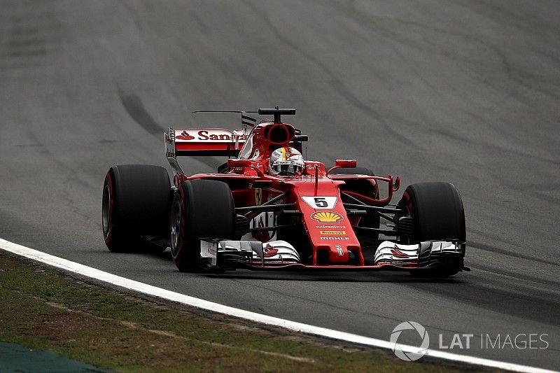"""Vettel baalt: """"Te voorzichtig in beslissende run"""""""