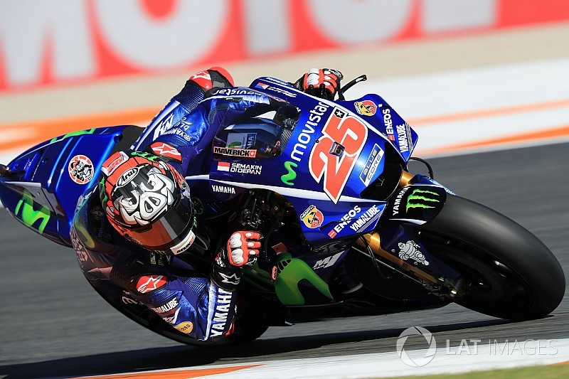 """Vinales: """"Ask Yamaha"""" about Valencia qualifying disaster"""