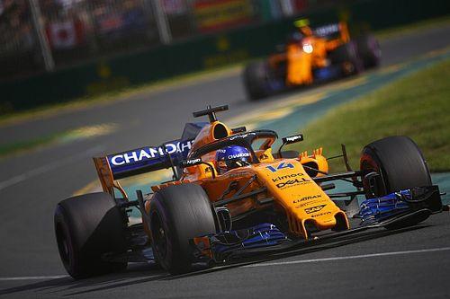 """Alonso: """"Ahora podemos divertirnos en la pista"""""""