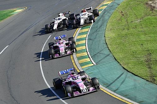 Para Perez, Force India é pior time do pelotão do meio