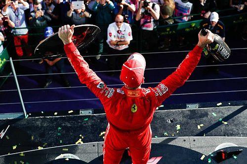 Avustralya GP istatistikleri: Vettel'den 100. podyum