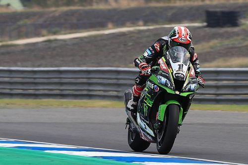 Buriram WSBK: Rea edges Sykes in Friday practice